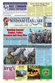 sle resume accounts assistant singapore news 2017 tagalog songs mindanao examiner regional newspaper dec 11 17 2017 by mindanao