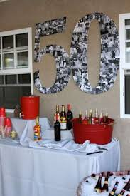 50 birthday party ideas 50 th pinteres