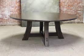 round wood table with leaf round farmhouse tables