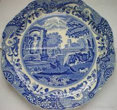 antiques atlas copeland spode italian pattern sectional plate