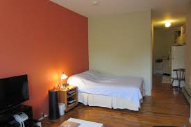 Bed In Living Room 195 Garfield Place 2h Park Slope Brooklyn Ny 11215 Realdirect