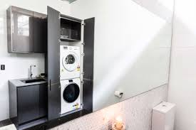 bathroom vanity units with laundry basket bathroom design