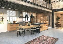 ilot de cuisine avec table table ilot centrale cuisine ilot centrale cuisine les 25 meilleures