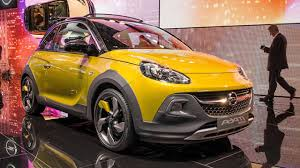opel adam rocks grr it u0027s the vauxhall adam rocks top gear