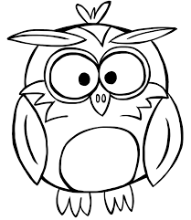 bird fall owl black and white clipart cliparts and others art