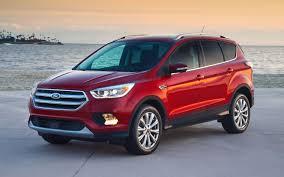 Ford Escape 2016 - comparison ford escape titanium 2017 vs changan cs75 2 0
