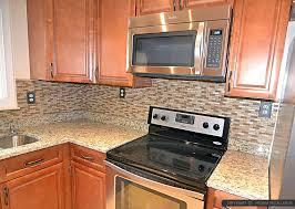 kitchen backsplash granite santa cecilia granite backsplash ideas homestylediary com