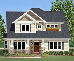Craftsman 2 Story House Plans Beautiful 2 Story Plus Basement House Plan 4 Bedroom 2 5