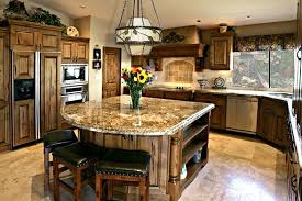 awesome kitchen islands 5 awesome kitchen design layouts with islands worth kitchen