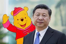 chinese president u0027t joke bans winnie pooh