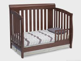 How To Convert Graco Crib To Toddler Bed Clermont 4 In 1 Crib Delta Children S Products When To Convert