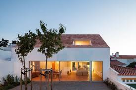 extrastudio three courtyard house pinheiros de azeitao 12