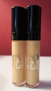 caroline hirons hall of fame makeup atelier paris waterproof liquid corrector concealer