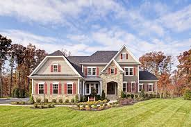 new luxury homes for sale at stonebridge at bull run winery in