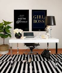 chic office decor home office decorating ideas pinterest through 51352