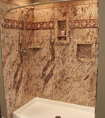 Bathroom Wall Covering Ideas Diy Shower U0026 Tub Wall Panels U0026 Kits Innovate Building Solutions