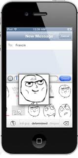 Different Meme Faces - how to add memes rage faces to the native keyboard on iphone