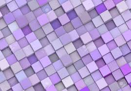 Shades Of Purple Abstract Backdrop 3d Render Cubes In Different Shades Of Purple
