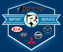 hyundai kia logo ricart automotive group new mazda kia ford mitsubishi