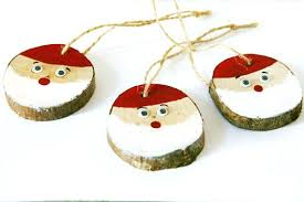 wooden tree ornament holder wooden ornaments