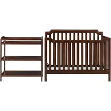 Baby Crib Convertible To Toddler Bed by Baby Relax Kypton 3 In 1 Convertible Crib Espresso Walmart Com