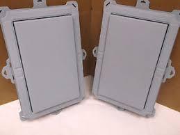 vinyl siding light mount vinyl siding 2 big block mounting block light blue 13 1 8 x 8 5 8 ebay