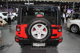 jeep wrangler unlimited 2015 jeep wrangler unlimited sahara u2013 2015 chengdu motor show