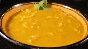 cuisine en bouche cuisine en bouche bouktouf ou soupe aux pâtes et courgettes mes