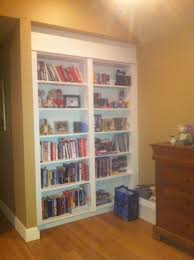 Secret Bookcase Door For Sale Hoax Kids Find A Secret Room Hidden Behind A Bookcase In Their