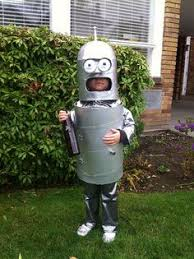 Futurama Halloween Costumes Futurama Bender Halloween Costume Halloween Ideas