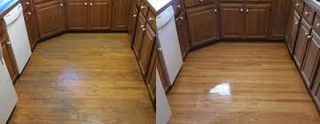 Refinished Hardwood Floors Before And After Hardwood Flooring Contractors In Rochester Jason Of