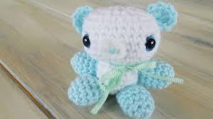 crochet how to crochet amigurumi baby shower bears youtube