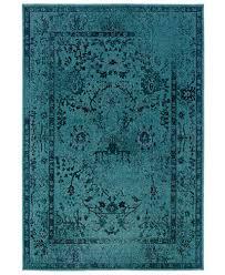 closeout oriental weavers rugs revamp rev7550 rugs macy u0027s