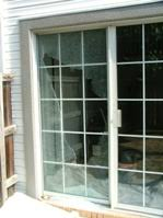 Replacing Patio Door Windows Virginia Window Glass Replacement