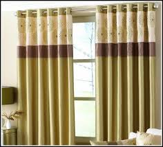 Green And Brown Curtains Brown Blue And Green Curtains Curtains Home Design Ideas