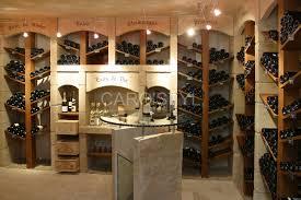 Rangement Pour Cave A Vin La Pierre Naturelle Pour Une Belle Cave A Vin Carrelage Et Salle