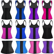 halloween underwear wholesale women underwear 2 latex sport waist trainer cincher www