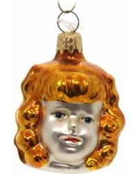 don t miss this deal on ornaments blondie child glass
