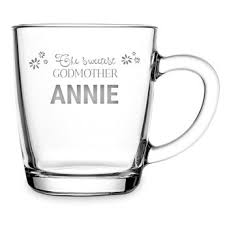Godmother Wine Glass Personalized Glasses With Name Yoursurprise