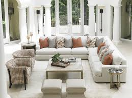 lexington laurel canyon bellevue wide sofa design interiors sofas