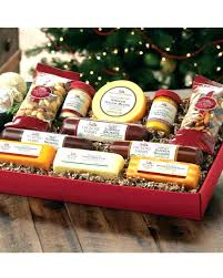 hillshire farms gift basket summer sausage gift basket s venison baskets cheese hillshire