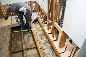 How To Replace Subfloor In Bathroom Repairing A Severely Rotted Subfloor Extreme How To