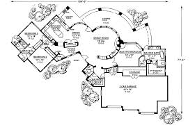 southwest style house plans adobe southwestern style house plan 3 beds 2 50 baths 2366 sq