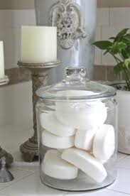 clear glass canisters for kitchen simple glass jars glass powder room and organizations