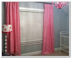 Pink Chevron Curtains Pink Chevron Curtain Pink Chevron Curtains The Aroma Of