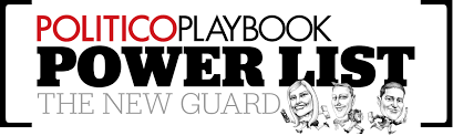 playbook power list the west wing politico