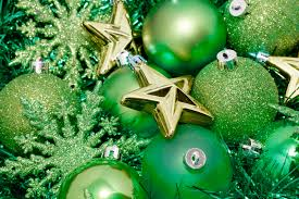 green christmas decoration background 6349 stockarch free stock