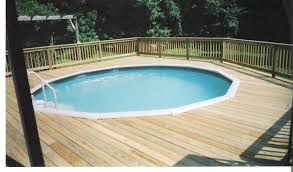 deck pic ideass for above ground swiming pool pic ide
