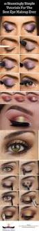stunningly 10 stunningly simple tutorials for the best eye makeup ever