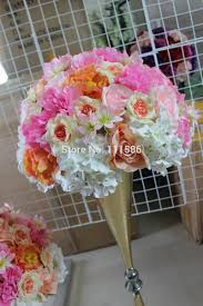 2017 new wedding table centerpiece flower ball wedding decoration